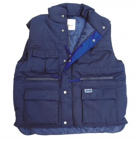 """BODYWARMERS WITH PADDING """"GOALL"""" (NB)"""