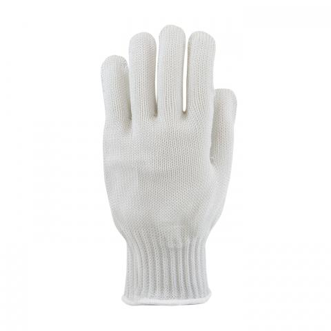 POLYESTER / COTTON KNITTED GLOVES
