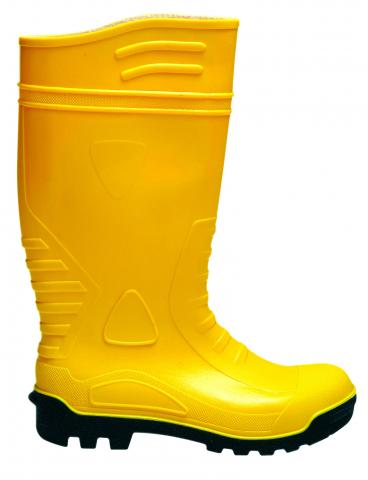 YELLOW SAFETY BOOTS