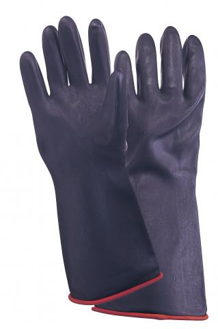 INDUSTRIAL LATEX GLOVES 220gr