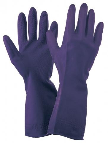 INDUSTRIAL LATEX GLOVES 80gr